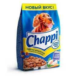 Chappi сухой корм для собак с курицей 15 кг