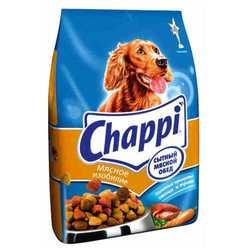 """Chappi сухой корм для собак """"Мясное изобилие"""" 15 кг"""