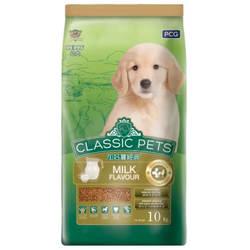 Classic Pets корм для щенков со вкусом молока 10 кг