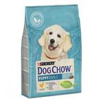 Dog Chow корм для щенков всех пород 2,5 кг