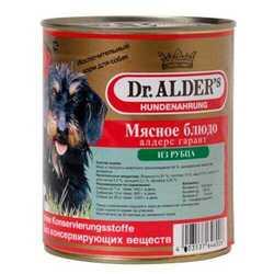 Dr.Alders Garant консервы для собак с рубцом (0,41 кг) 20 шт