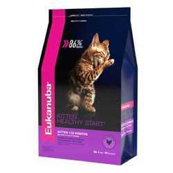 Eukanuba Kitten сухой корм для котят 400 гр