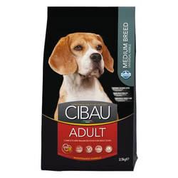 Farmina Cibau Adult Medium корм для собак средних пород 2,5 кг