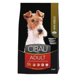 Farmina Cibau Adult Mini корм для собак мелких пород 2,5 кг