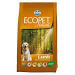 Farmina Ecopet Natural Adult Lamb корм для cредних пород собак ягненком 12 кг