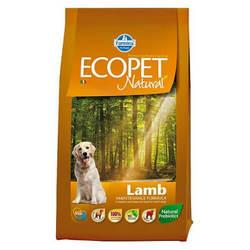 Farmina Ecopet Natural Maxi Lamb корм для крупных пород собак ягненком 12 кг