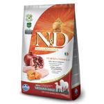 Farmina N&D Pumpkin Chicken Medium & Maxi беззерновой корм для собак средних и крупных пород с курицей и тыквой 12 кг