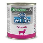 Farmina Vet Life Struvite Canine корм для собак при лечении МКБ (0,3 кг) 6 шт