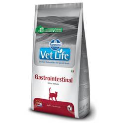 Farmina Vet Life GastroIntestinal корм для кошек при лечении ЖКТ 2 кг