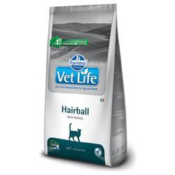 Farmina Vet Life Hairball корм для выведения шерсти из желудка у кошек 2 кг