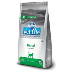 Farmina Vet Life Renal корм для кошек при почечной недостаточности 2 кг