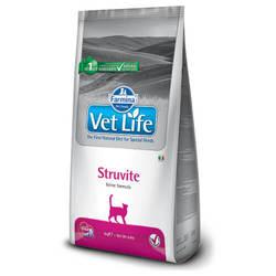 Farmina Vet Life Struvite корм для кошек при МКБ 2 кг