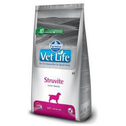 Farmina Vet Life Struvite корм для собак при лечении МКБ 12 кг