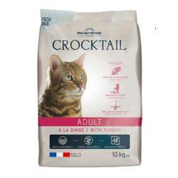Flatazor Crocktail Poultry корм для кошек с индейкой 10 кг