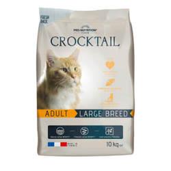 Flatazor Crocktail Large Breed корм для крупных пород кошек 2 кг