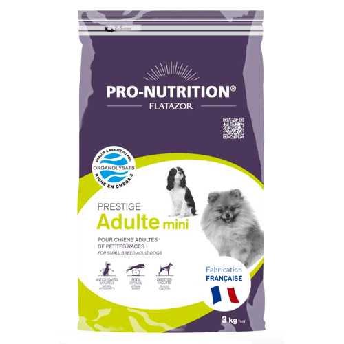 Flatazor Prestige Mini сухой корм для собак мелких пород 3 кг