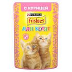 Friskies Kitten паучи для котят (0,085 кг) 24 шт