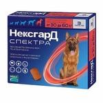 Frontline NexGard Spectra таблетки жевательные для собак 30-60 кг