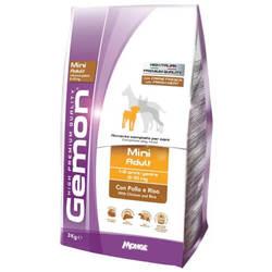 Gemon Mini Adult корм для собак мелких пород 3 кг