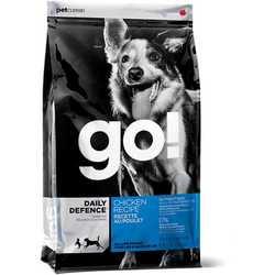 Go! Natural сухой корм для щенков и собак с курицей 11,35 кг