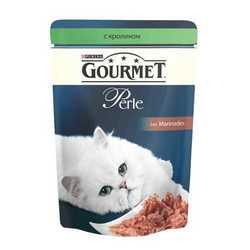 Gourmet Perle Beef | Паучи Гурме Перл мини филе с говядиной (24 шт x 85 гр)