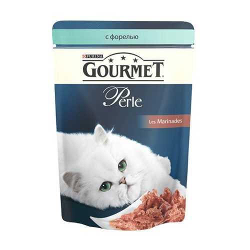 Gourmet Perle Lamb | Паучи Гурме Перл мини филе с ягненком (24 шт x 85 гр)