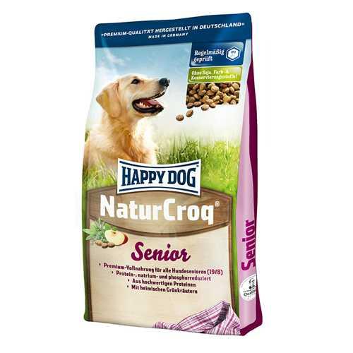 Хэппи Дог НатурКрок Сеньор для пожилых собак 4 кг