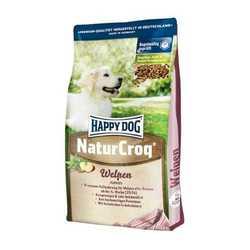 Хэппи Дог НатурКрок сухой корм для щенков 15 кг