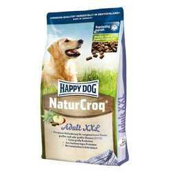 Хэппи Дог НатурКрок XXL сухой корм для взрослых крупных собак 15 кг