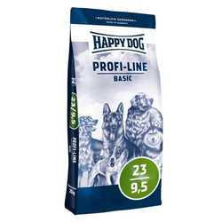 Хэппи Дог Профи Базис для взрослых собак 20 кг
