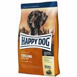 Хэппи Дог Суприм Тоскана сухой корм для взрослых собак 4 кг