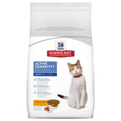 Hills Science Diet Feline Mature Adult 7+ корм для пожилых кошек 10 кг