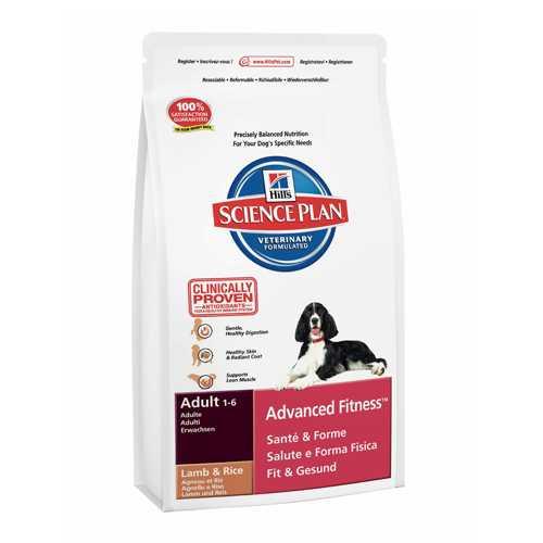 Hills Canine Adult Lamb & Rice | Сухой корм Хиллc для взрослых собак ягненок с рисом 3 кг