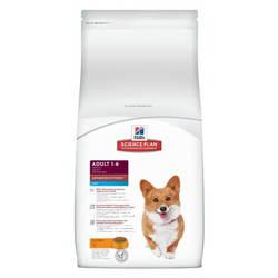 Hills Science Plan Adult Mini корм для собак мелких пород 2,5 кг