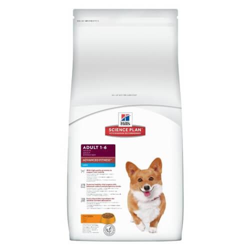 Hills Canine Adult Mini | Сухой корм Хиллc для взрослых собак мелких пород 2.5 кг