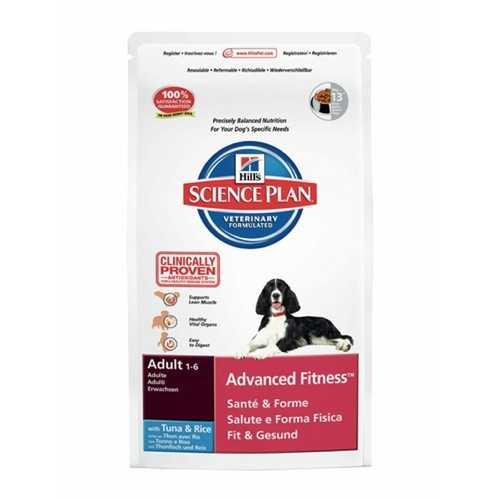 Hills Canine Adult Tuna & Rice | Сухой корм Хиллc для взрослых собак тунец с рисом 3 кг