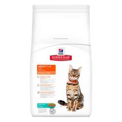 Hills Science Plan Adult Optimal Care Tuna корм для кошек с тунцом 10 кг
