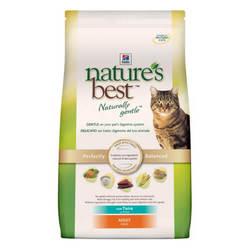 Hills Natures Best Feline Adult Tuna корм для кошек с тунцом 300 гр