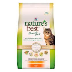 Hills Natures Best Feline Adult Chicken корм для кошек 300 гр