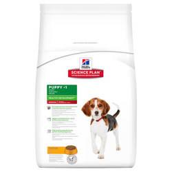 Hills Science Plan Puppy Medium корм для щенков средних пород 12 кг