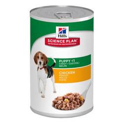 Hills Science Plan Puppy консервы для щенков (0,37 гр) 1 шт