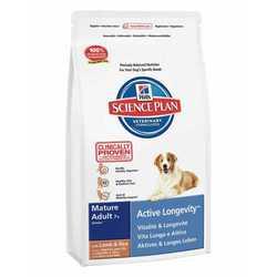 Hills Canine Mature Lamb & Rice   Сухой корм Хиллc для пожилых собак с ягненком и рисом 3 кг