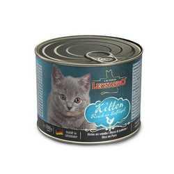 Леонардо консервы для котят (0,2 кг) 12 шт