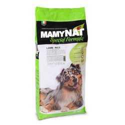 MamyNat Lamb and Rice корм для собак с ягненком 20 кг