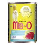 Me-O консервы для кошек с тунцом (0,4 кг) 1 шт