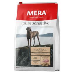 Mera Pure Sensitive Truthahn and Reis корм для собак с индейкой 12,5 кг