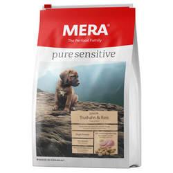 Mera Pure Sensitive Junior корм для щенков с индейкой 12,5 кг
