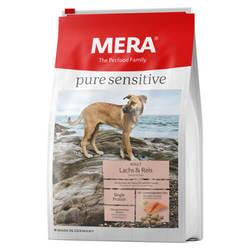 Mera Pure Sensitive Lachs and Reis корм для собак с лососем 12,5 кг