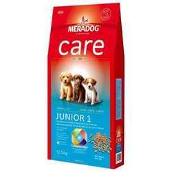 Meradog Junior 1 корм для щенков 4 кг